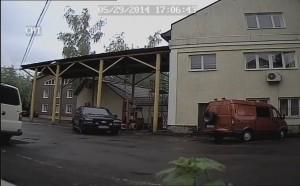 Аналоговая видеокамера 960H